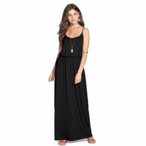 Lush Nordstrom Maxi Floor Length Tank Dress, sz M
